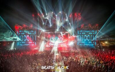 Sleduj aftermovie Beats for Love 2018: 400 interpretů a desítky tisíc návštěvníků na jednom místě během 4 nocí