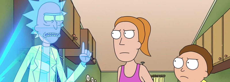 Sleduj bláznivý trailer na 5. sérii Ricka a Mortyho. Kdy se vrátí nejvtipnější animovaný seriál současnosti?
