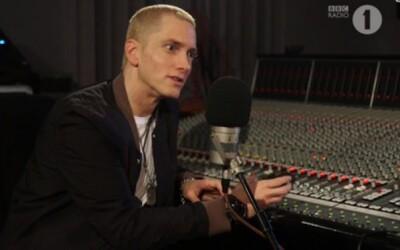 Sleduj ďalšiu časť rozhovoru s Eminemom pre BBC Radio 1