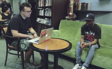 Sleduj exkluzívny videorozhovor so samotným Big Seanom!