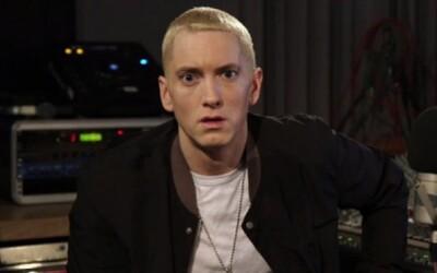 Sleduj finále rozhovoru s Eminemom pre Radio BBC 1