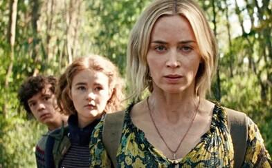 Sleduj finální trailer pro A Quiet Place 2. Horor roku dorazí do kin už koncem května