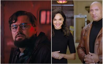 Sleduj prvé sekundy z nového filmu Leonarda DiCapria. Netflix odhaľuje ukážky zo svojich očakávaných filmov pre rok 2021