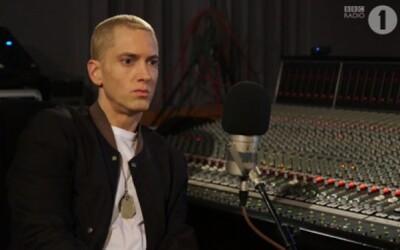 Sleduj prvú časť hodinového rozhovoru s Eminemom!