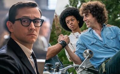 Sleduj skvělý trailer pro první oscarový materiál od Netflixu. Sacha Baron Cohen v něm vede revoluci v ulicích Chicaga