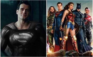 Sleduj Supermana v černém obleku. Zack Snyder by raději spálil celý film, než aby použil záběry, které natočil Joss Whedon