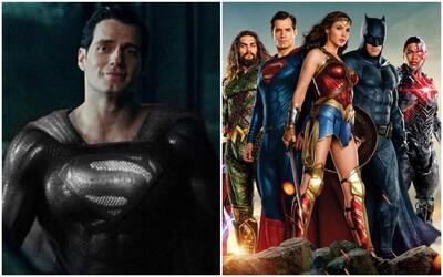 Sleduj Supermana v čiernom obleku. Zack Snyder by radšej spálil celý film, než aby použil zábery, ktoré natočil Joss Whedon