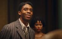 Sleduj trailer na posledný film Chadwicka Bosemana. Netflix uvedie emotívnu, hudobnú drámu už v decembri