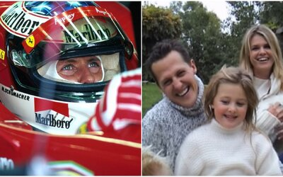 Sleduj ukázky na nový dokument o Schumacherovi, který by měl prozradit více o zdravotním stavu legendárního závodníka
