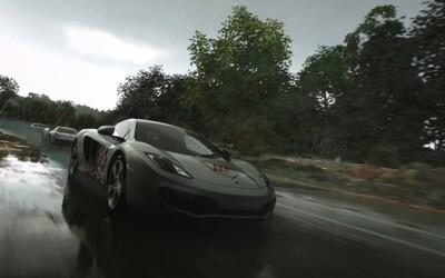 Sleduj úžasne realistické počasie vo videu zo závodného Driveclub
