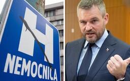 Sledujeme NAŽIVO: Asociácia nemocníc kritizuje vládu, stav pripravenosti je podľa nej na úrovni KSČ a Černobyľu