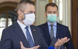 Sledujeme NAŽIVO: Slovensko má 123 nakazených, Peter Pellegrini dnes podá demisiu a vystrieda ho Igor Matovič