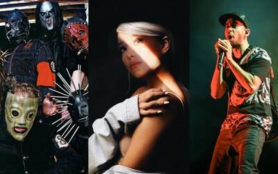 Slipknot, Ariana Grande nebo Rammstein. Které koncerty v Česku letos musíte navštívit?