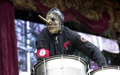 Slipknot vyhodili perkusistu Chrise Fehna