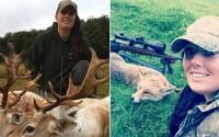 Slobodná matka už 3 roky nenakupuje mäso, pretože začala loviť zvieratá v divočine