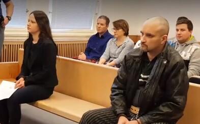 Slováci 25 ranami ubodali český pár a ukradli jim 400 tisíc korun. Byl to masakr, řekl soudce