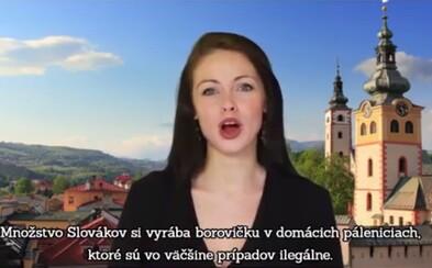 Slováci čoskoro prepijú svoje lesy, pretože ich premeníme na borovičku. Americké správy sa zabávajú na našom obľúbenom alkohole