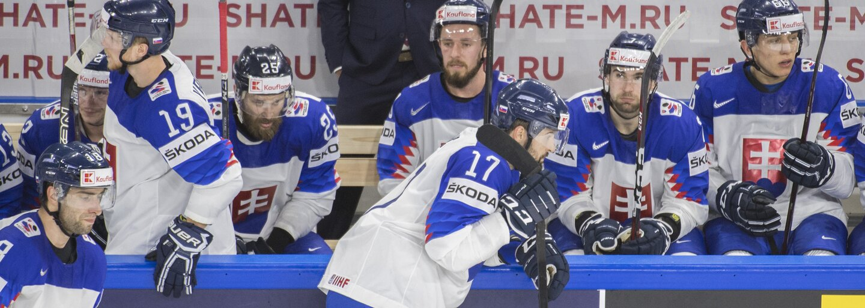 Slováci definitívne nepostupujú do štvrťfinále majstrovstiev sveta v hokeji. Rozhodli o tom hráči Švajčiarska
