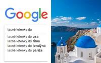 Slováci majú k dispozícii dve nové cestovateľské služby. Google nám uľahčí plánovanie výletov aj dovoleniek