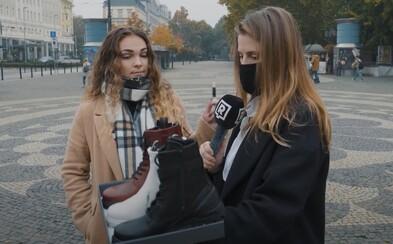 Slováci nám povedali, ako majú vyzerať ideálne zimné topánky. A my sme ich pred nimi vytiahli
