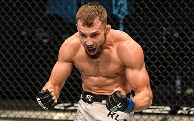 Slováci, nepýtajte sa ma, prečo toľko vyplakávam! Protivník Ľudovíta Kleina z UFC poslal odkaz slovenským fanúšikom