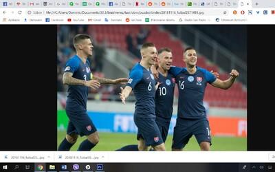 Slováci po výbornom výkone porazili Ukrajincov 4:1. Napravili sme si chuť po prehre z prvého vzájomného zápasu