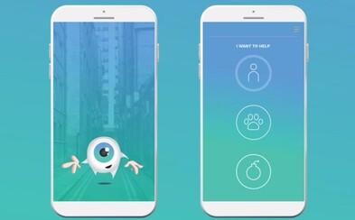 Slováci pracujú na mobilnej aplikácii, ktorá nám v prípade núdze pomôže. Stačí iba vytiahnuť smartfón