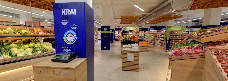 Slováci rozbehli nový supermarket, v ktorom nájdeš najmä domáce výrobky