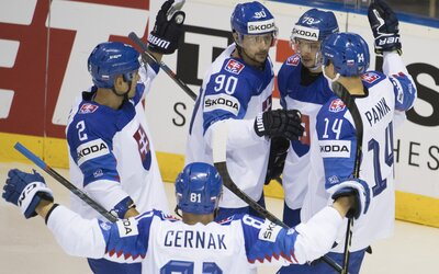 Slováci rozstrieľali Veľkú Britániu. Postup do štvrťfinále je však vzdialený