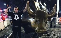 Slováci sa Bitcoinu boja, ale keď stojí 40-tisíc, tak zoberú úver a investujú všetko, tvrdí obchodník s kryptomenami (Rozhovor)