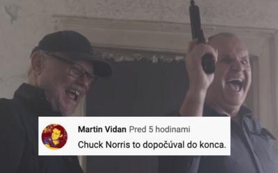 Slováci sa tvrdo obuli do nového klipu Joža Ráža. Označujú ho za hnoj a dno, skladbu by vraj nedopočúval ani Chuck Norris