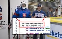 Slováci sa zabávajú na neschopnosti pri predaji lístkov na MS v hokeji 2019. Padajúci web aj poznámky v kóde ju len podčiarkli