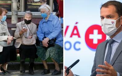 Slováci sú stále menej spokojní s tým, ako vláda bojuje s pandémiou