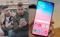Slováci v uliciach testovali najvýkonnejší Samsung. Čo naň povedali?
