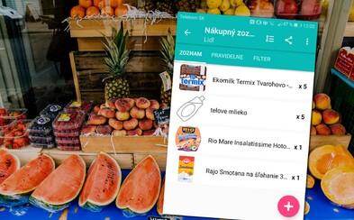 Slováci vymysleli appku, ktorá ťa v obchode naviguje priamo za nákupom. Shopiño šetrí čas, peniaze a navyše je úplne zadarmo