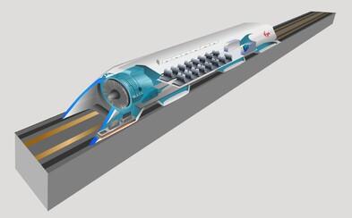 Slováci vyrobili pre futuristický vlak Hyperloop materiál s vysokou pevnosťou a zabudovanými senzormi