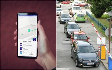Slováci vytvorili aplikáciu, ktorá ti v reálnom čase ukáže voľné parkovacie miesta v tvojom okolí. Ako prvá ju testuje Austrália