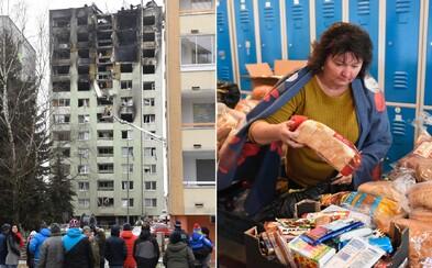 Lidé vybrali obětem tragédie v Prešově stovky tisíc eur, firma nabízí postele zdarma. Co se událo od exploze ve 12:12:52?