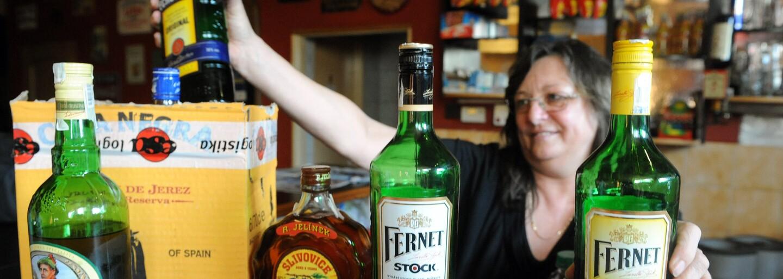 Slováci za minulý rok vypili najmenej alkoholu od roku 2003