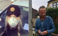 Slováci zanedbávajú nosenie ochranných rúšok. Polícia za 3 hodiny stretla 17 osôb, ktoré nemali prekrytú tvár