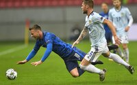 Slováci zdolali Škótsko v Lige národov 1:0