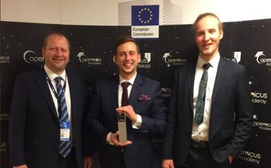 Slováci získali tzv. vesmírne Oscary, vybrali ich spomedzi viac ako 180 firiem z celej Európy