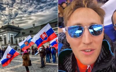 Slováci zrejme ako jediný národ ukradli svoju vlajku z olympijského mostu. Sajfa sa v Pjongčangu stretáva s ozajstnými zvláštnosťami