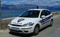 Slovák cestou na dovolenku v Chorvátsku havaroval. Jazdil s 1,4 promile, aj keď mal v aute dve deti