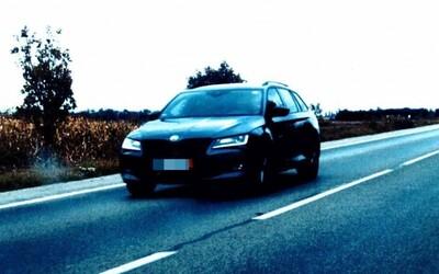 Slovák dostal doživotní zákaz řídit. Rychlostí 209 km/h jel s 1,52 promile