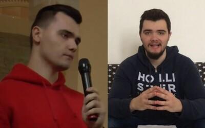 Slovák, který popíral holocaust, natočil reakční video. Svůj názor od přednášky v synagoze nezměnil