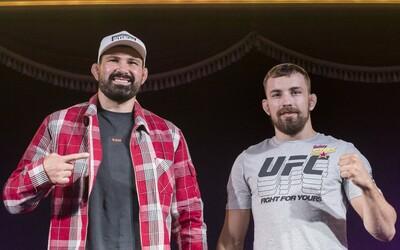 Slovák Ľudovít Klein môže čoskoro vyhrať titul v UFC, predpovedá Attila Végh