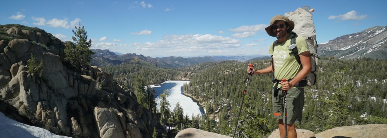 Slovák Mišo prešiel pešo 4000 kilometrov cez Pacifickú hrebeňovku. Zachraňoval ho Snickers