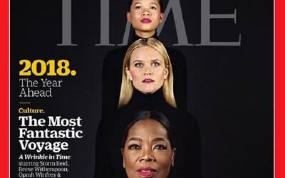 Slovák nafotil titulku magazínu Time. Pózovali mu veľké svetové hviezdy