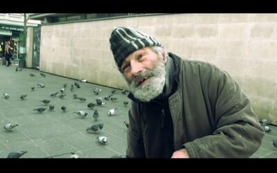 Slovák natočil dokument o parížskom bezdomovcovi. Za kŕmenie holubov ho vyhodili na ulicu